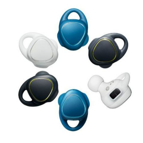 Samsung's Gear IconX earbuds are light, wireless and intelligent