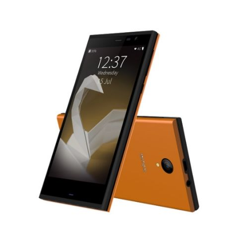 Intex Aqua Fish smartphone with Sailfish OS 2 0 launched at Rs  5,499