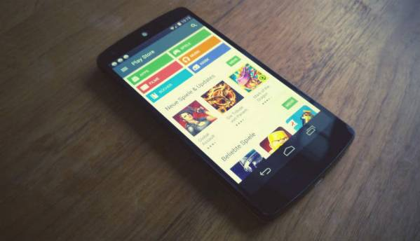Google may sell audiobooks on Play Store