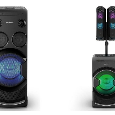 Sony GT4D, V44D home audio systems launched in India