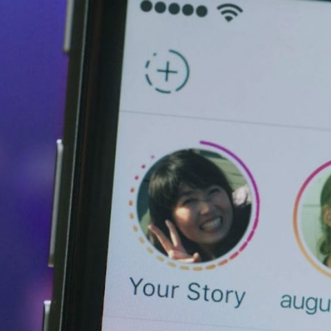 Here's how to use Instagram's new Snapchat-like 'Stories' feature