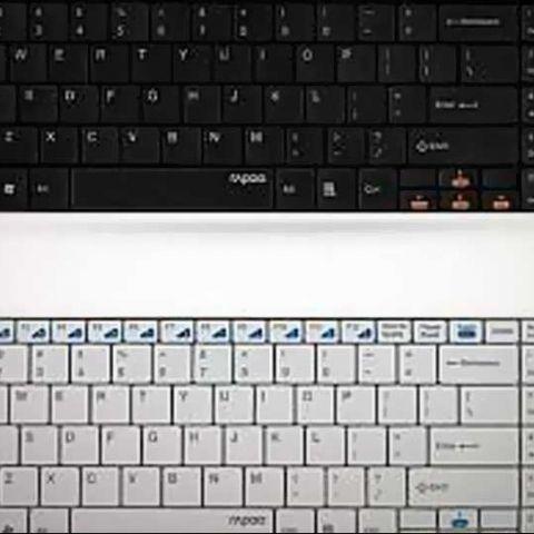 Rapoo launches ultra-slim Bluetooth keyboard