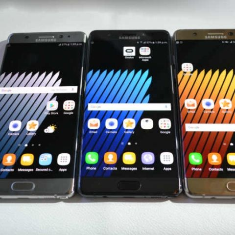 Samsung confirms faulty battery design and manufacturing caused Galaxy Note 7 explosions