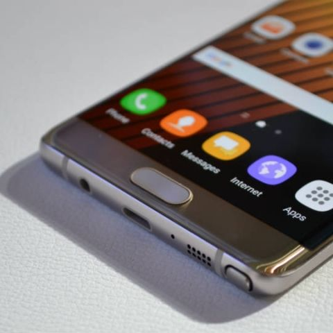 Samsung Galaxy Note 7 units catching fire while charging, company may consider recall