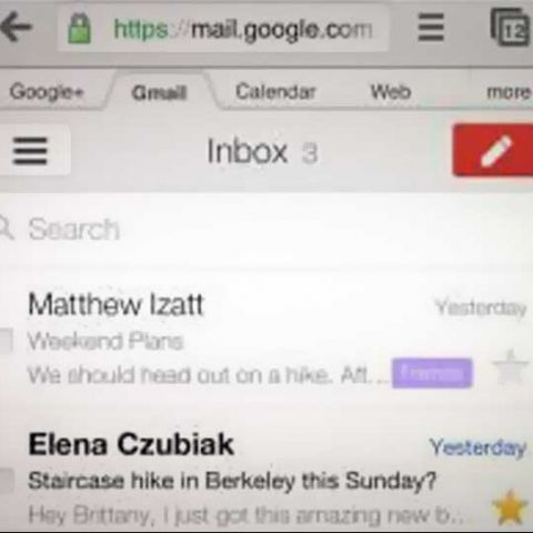 Google rolls out new design for Gmail Offline and mobile web apps