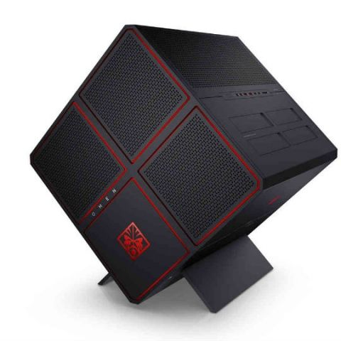 Meet Omen X, HP's new cube shaped gaming PC