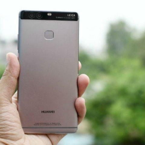 Huawei P9 with 12MP dual Leica cameras launched at Rs. 39,999