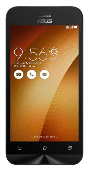Asus ZenFone Go 4.5 2nd gen ZB452KG 5MP