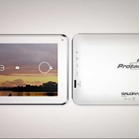 Salora Protab, Protab HD 7-inch tablets launched under Rs. 5,500