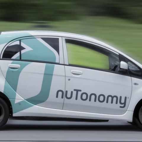World's first self-driving taxis hit the roads in Singapore