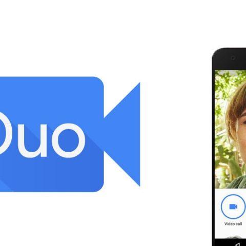 Google Duo crossed 5 million downloads in one week