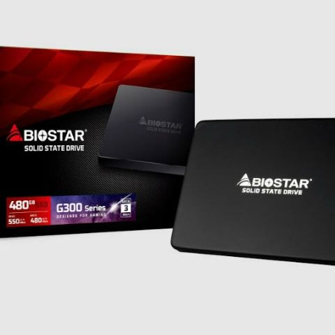 Biostar G300 series SSDs launched, prices start at Rs. 3,250
