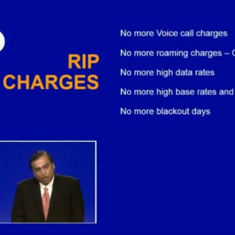 Reliance Jio terms & conditions contradict COAI statement, say no charges for 4G data used to make VoLTE calls