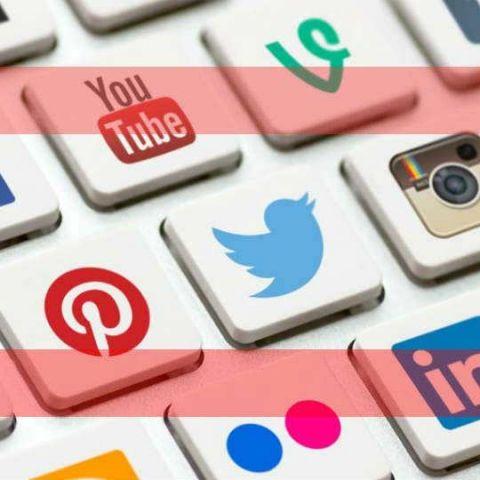 The origin and history of social media