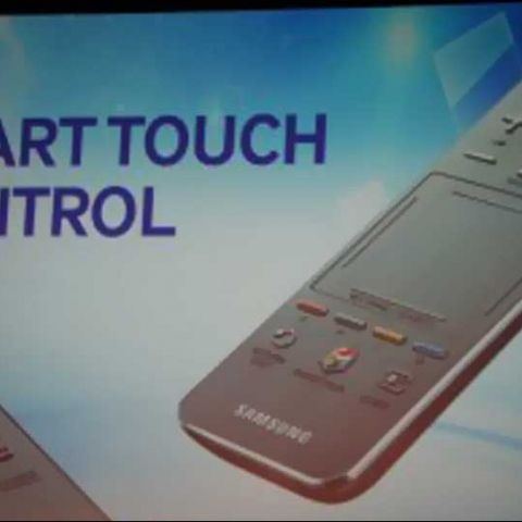 Samsung shows off strong 2013 Smart TV line-up
