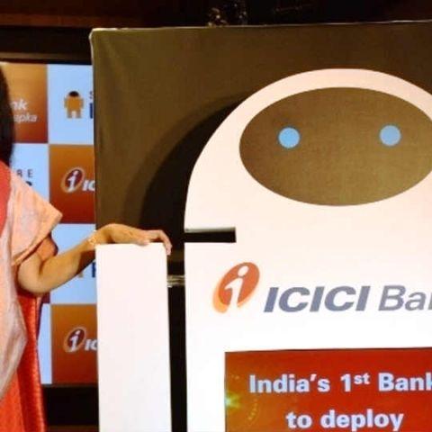 ICICI Bank now uses robots