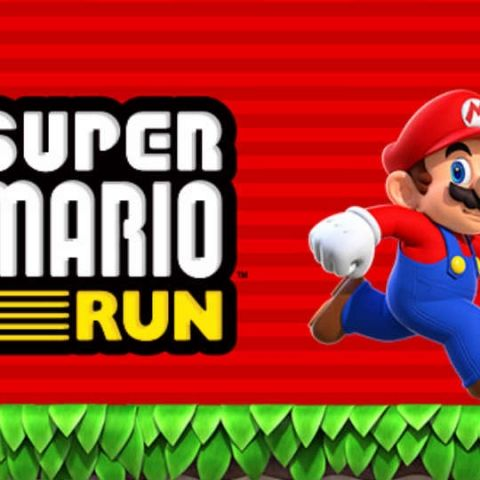Super Mario Run is now available to download on iOS