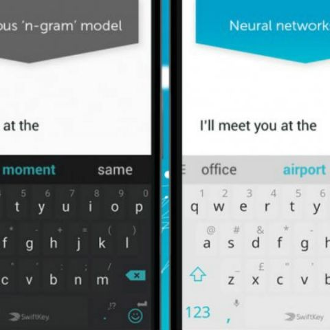 SwiftKey for Android is now powered by neural networks for accurate word predictions