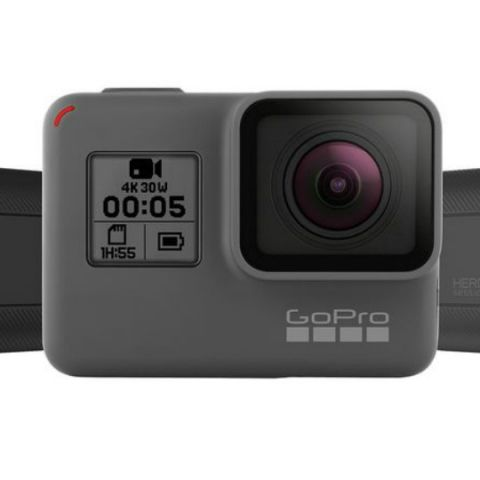 GoPro Hero waterproof camera with 2-inch display launched at Rs 18,990