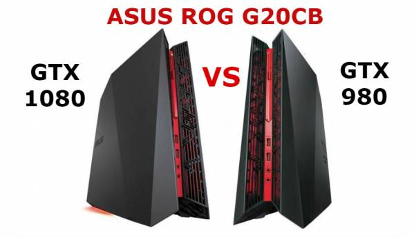 Performance test and gaming comparison: Asus ROG G20CB with Nvidia...