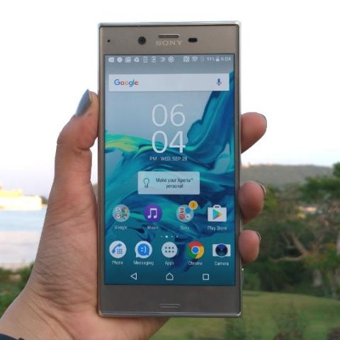 Android Nougat update rolling out for Sony Xperia XZ