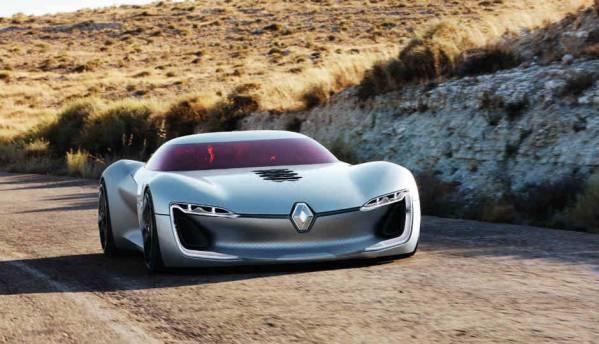 Top 10 concept cars at Paris Motor show
