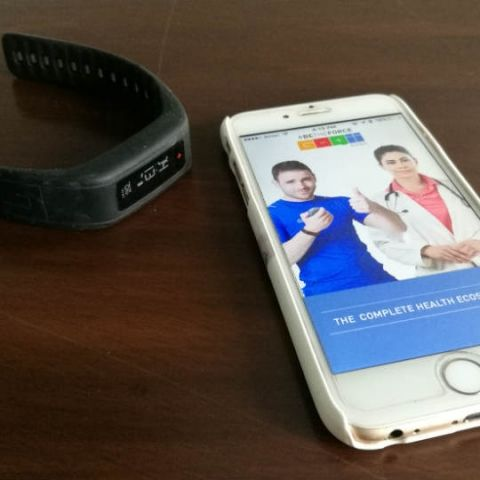 GOQii Life Fitness Band: A great wearable for daily health management