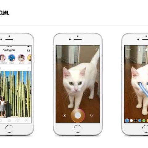 Instagram Stories reaches 100 million daily active users