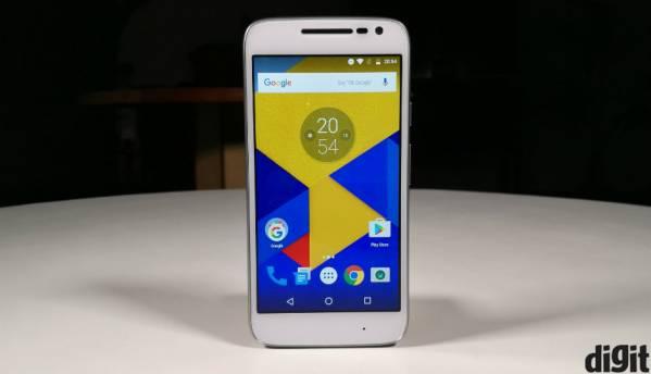 Motorola G4 Play getting Android 7.0 Nougat update in June: Report