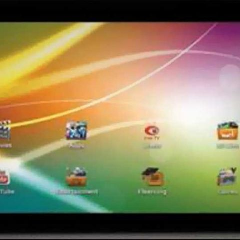 Micromax Funbook P600 with voice calling, 3G available online for Rs. 9,499