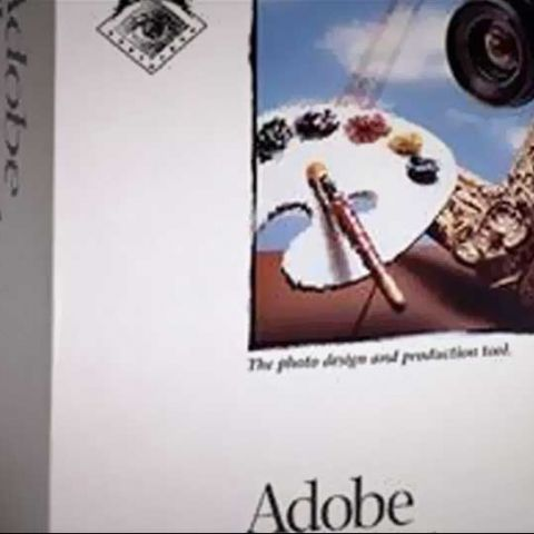Adobe releases source code for original version of Photoshop