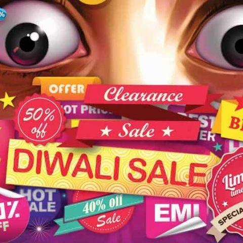 Why wait till Diwali?