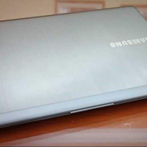 Samsung Series 5 Touch Ultrabook Video Review