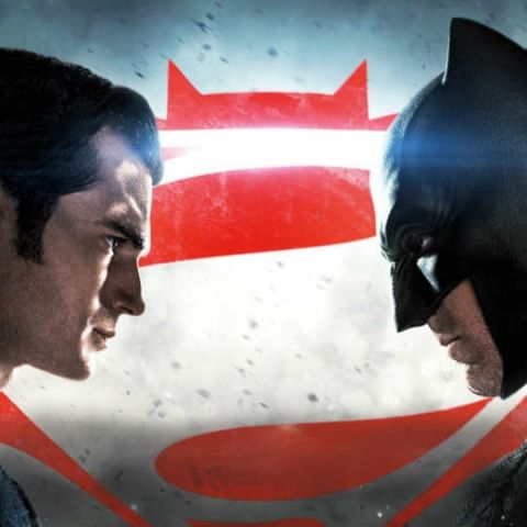 Superman and Batman are being sold! Guess who's buying them?