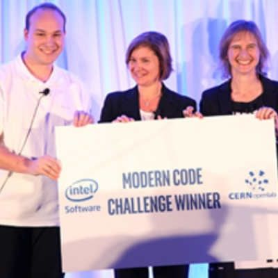 Five Big Insights from the Student Winner of the Intel Modern Code Developer Challenge