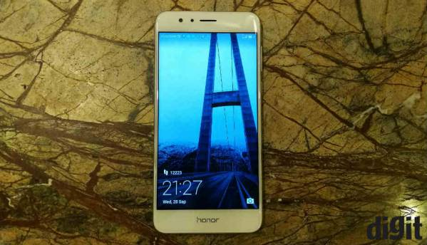 Android 8.0 Oreo update for Honor 8 reaches India