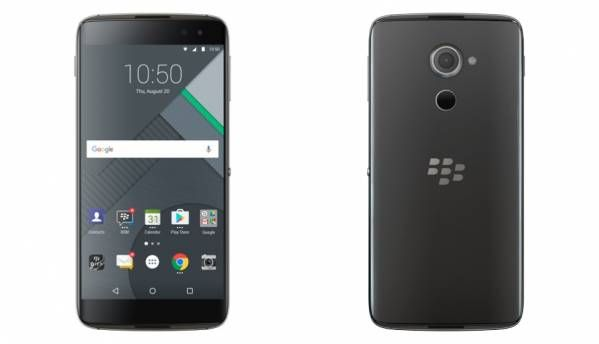 BlackBerry launches DTEK60 with 5.5-inch QHD display, Android Marshmallow