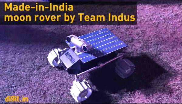 TeamIndus scouts for funds for its lunar mission