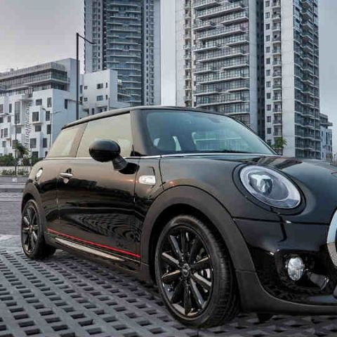 You can now book the Mini Cooper S Carbon Edition exclusively on Amazon