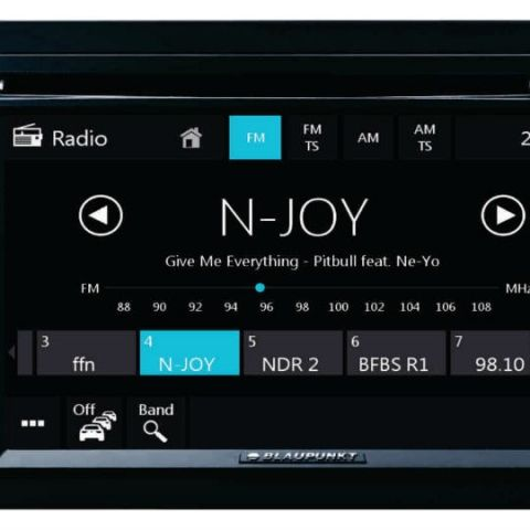 Blaupunkt launches Android-powered Cape Town 940 multimedia navigation system