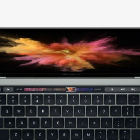 Prices for new Apple MacBook Pro with Touch Bar begin at Rs. 1,55,900 in India