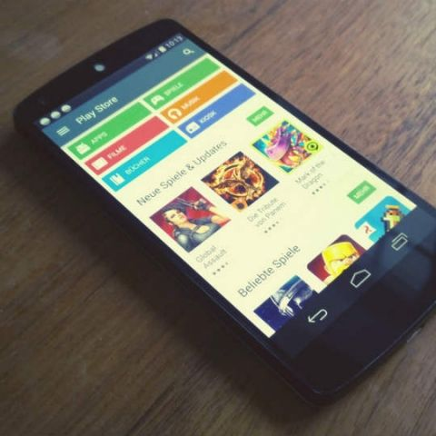 Google removed 7 lakh malicious apps from Play Store in 2017