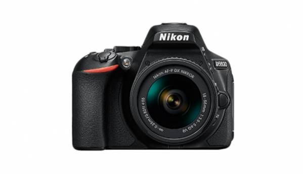 Nikon's new D5600 DSLR is basically the D5500...with Bluetooth