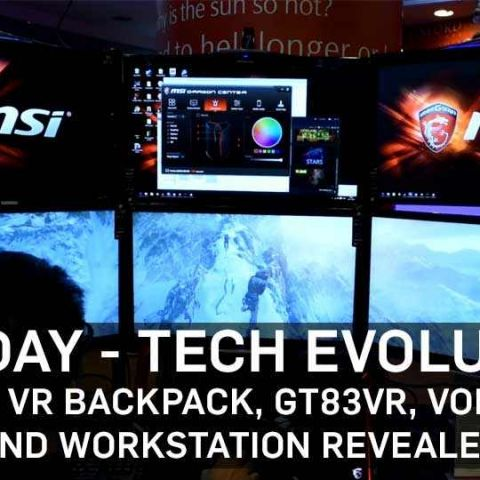 MSI India showcases upcoming products on MSI Tech Evolution Day