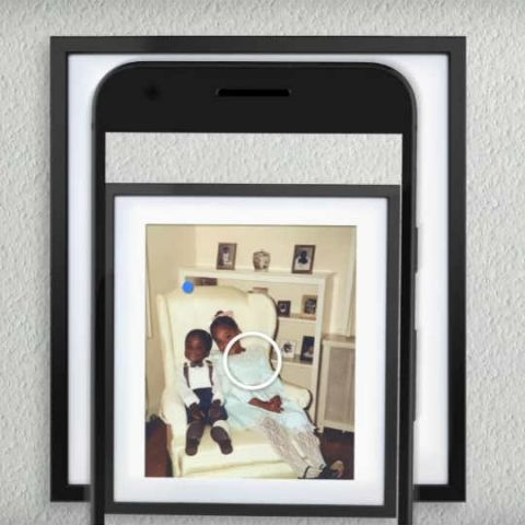 Photoscan is Google's effort at bringing your 'real' photos online