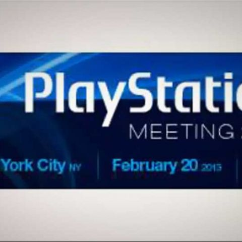 Sony sends invite for Feb 20 NYC event; speculated to launch the PS4