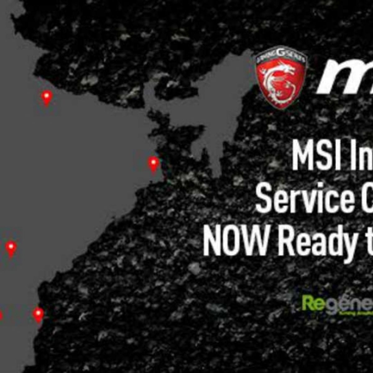 MSI adds 11 more service centers across 10 cities in India