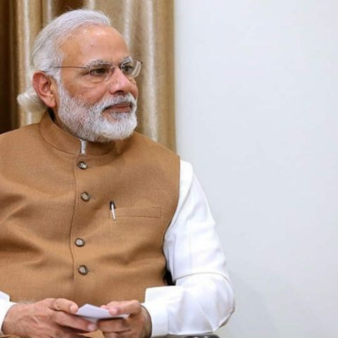 PM asks for opinion on demonetization via official Narendra Modi app