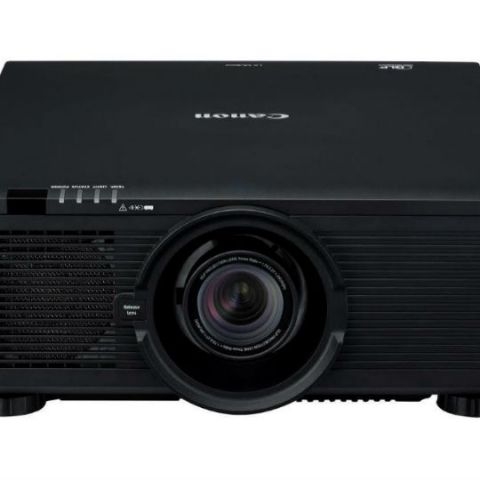Canon launches three new projectors in India