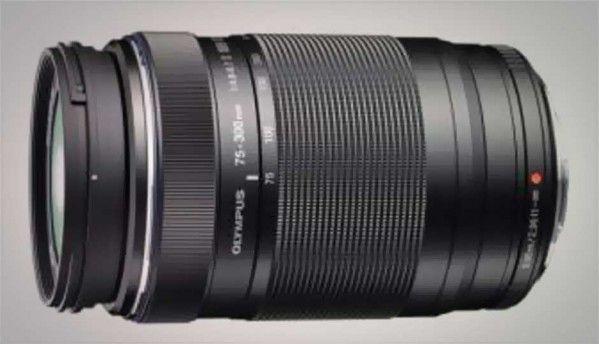 Olympus announces the M.Zuiko Digital ED 75-300mm f/4-6.7 II